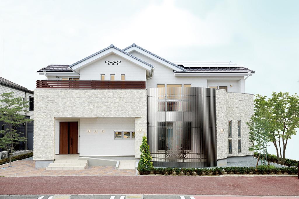 郡山モデルハウス