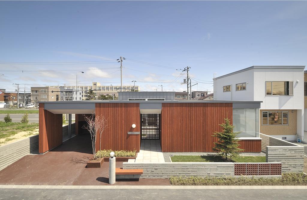 札幌北モデルハウス