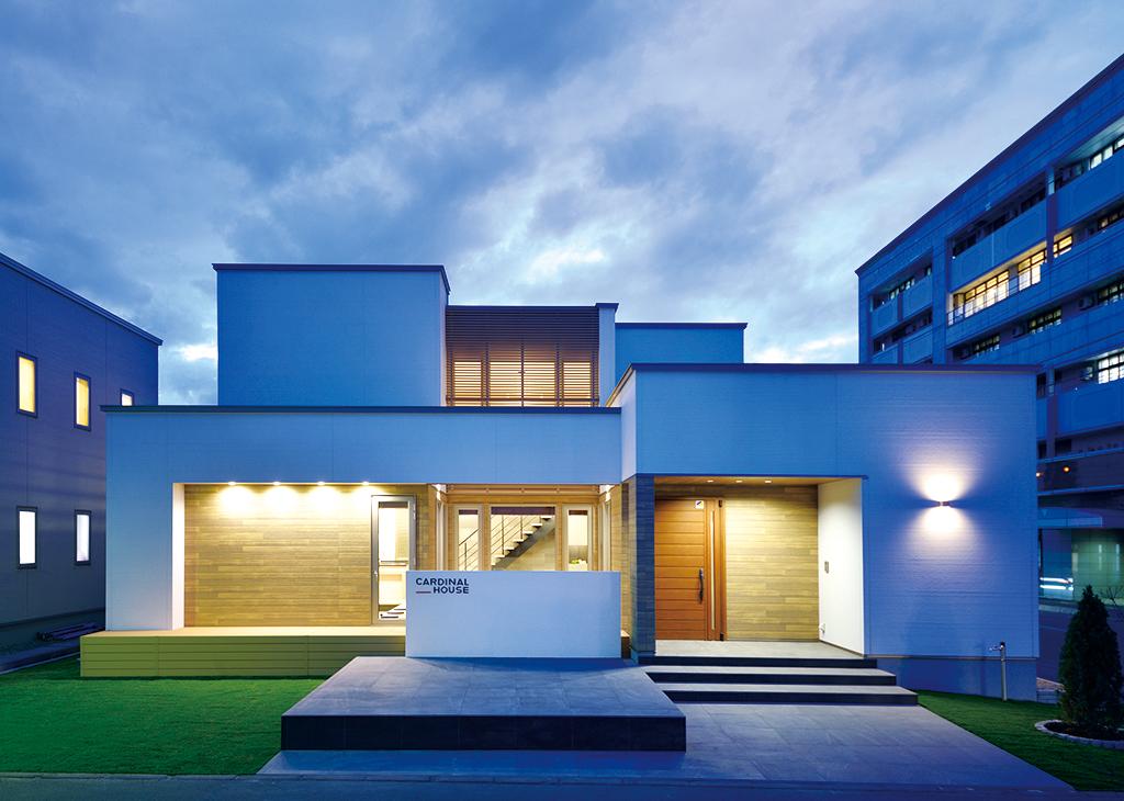 帯広モデルハウス