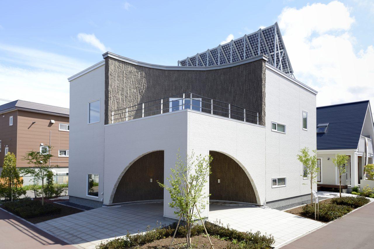 札幌西モデルハウス