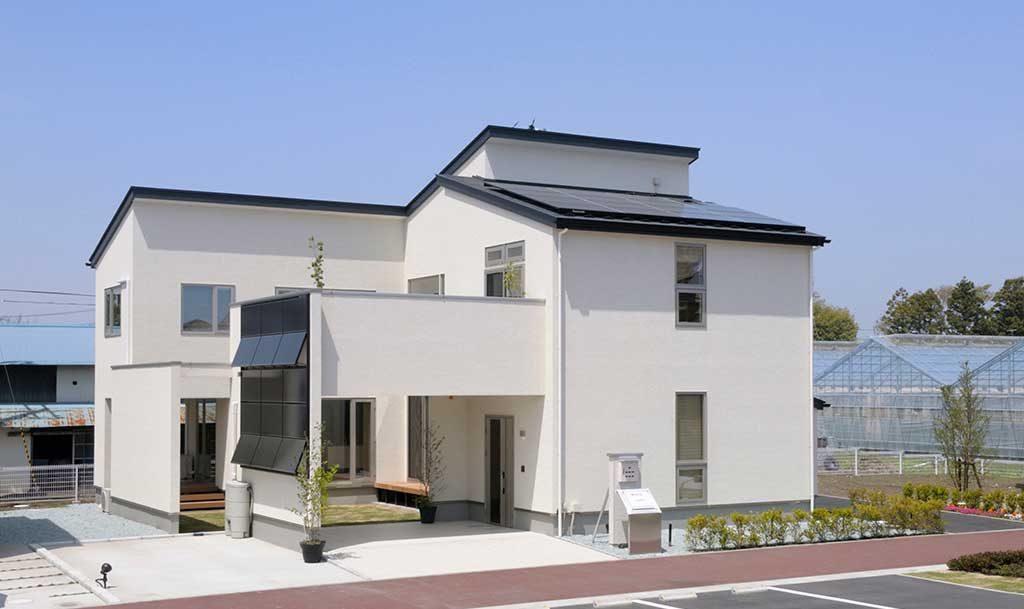 石巻モデルハウス